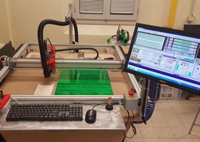Fresa CNC – Laser 750×900